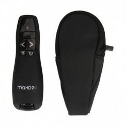 Maxbell Wireless USB Powerpoint PPT Presenter Remote Control Laser Pointer Pen Clicker