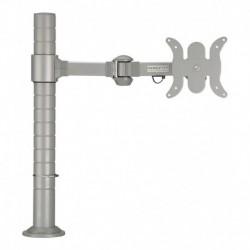 Innofitt Single Monitor Arm with Flange - Steel