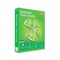 Quick Heal Total Security Latest Version (3PC/1 Year)
