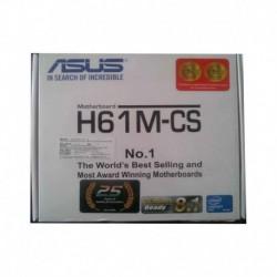 ASUS H61M-CS - H61 MotherBoard