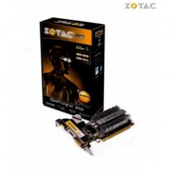ZOTAC NVIDIA GeForce GT 210  1GB DDR3 Graphics Card