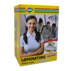 GMP 70X100X350 Micron Lamination Pouch (100 Pouch) In Box