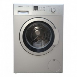Bosch 7 Kg WAK24168IN Fully Automatic Front Load Washing Machine Silver