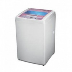 LG 6.2 Kg T7208TDDLP Fully Automatic Top Load Washing Machine Cool Grey
