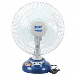 Orbit 12 RF1290 Rechargeable Table Fan Blue