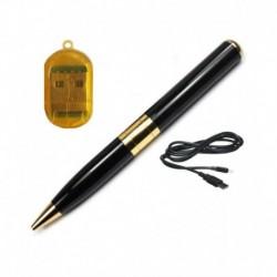 Varni 5MP Spy Pen Hidden Camera with free Card Reader