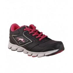 Slazenger Black Running Sports Shoes