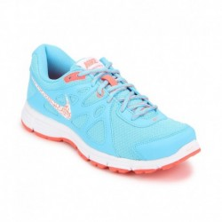 Nike Revolution 2 Turquoise Sports Shoes
