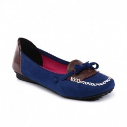 Catwalk Blue Casual Shoes