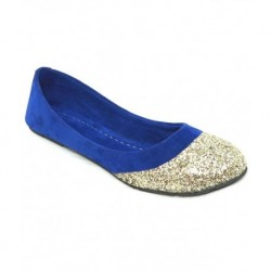 Royal Indian Exposures Blue & Golden Ballerinas