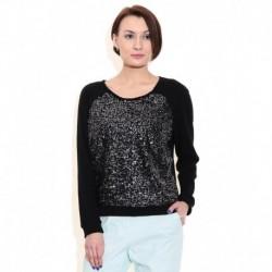 Vero Moda Black Sweatshirt