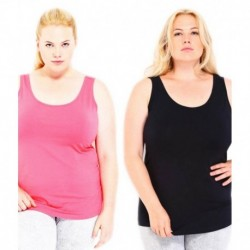 Phalin Multicolor Cotton Tops - Pack of 2