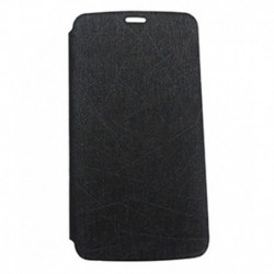 Molife Leather Flip Covers For Honor Holly (m-ml9616bk)