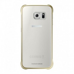 Samsung Protective Back Cover for Samsung Galaxy S6 - Gold