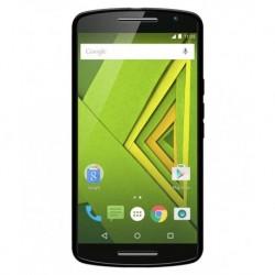 Amzer Back Cover for Motorola Moto X Play - Black