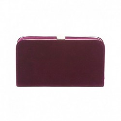 Lino Perros Lwcc00126purple Purple Clutch