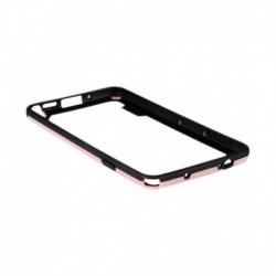 Cnc Soft Silicon Plastic Bumper For Samsung Galaxy Note 3 - Pink