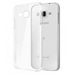 Generix Back Cover For Samsung Galaxy J3 - Transparent