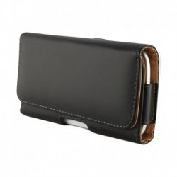 GadgetGuruz Leather Pouch Cover for Obi worldphone sf1