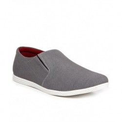 Zapatoz Gray Loafers