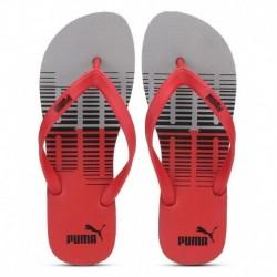Puma Sam Red Flip Flops
