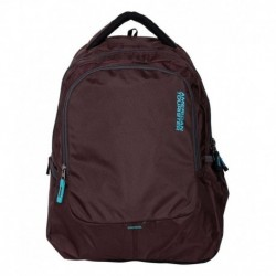 American Tourister Ebony Brown Laptop Backpack