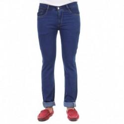 Haltung Streachable Dark Blue Cotton Blend Denim Jeans