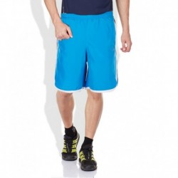 Proline Blue Polyester Shorts