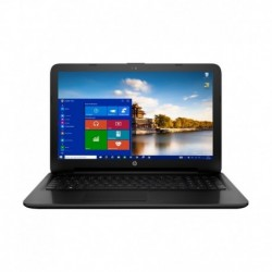HP 15-AC168TU Notebook (P4Y39PA) (Intel Pentium- 4GB RAM- 500GB HDD- 39.62 cm(15.6)- Windows 10) (Black)