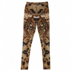 Milk Copenhagen Brown Leopard Leggings