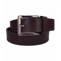 Revo Brown Leather Belt
