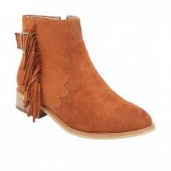Truffle Collection Classy Tan Boots