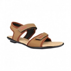 Trewfin Brown Floater Sandals