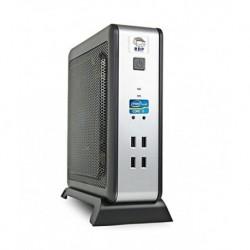 RDP Mini PC | XL-700 - Mini Desktop Computer (Intel Core i3 Processor 3.40GHz / 2GB DDR3 RAM / 500 GB HDD) - Size is Just 3.7