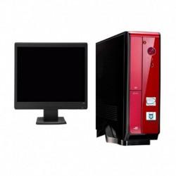 Shlr Pylon S6 Desktop Pc (3rd Gen I7/4gb Ddr3 Ram/500gb Hdd/46.99 cm (18.5) Monitor)