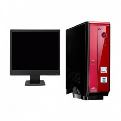 Shlr Pylon Sl5 Desktop Pc (3rd Gen I5/4gb Ddr3 Ram/1 Tb Hdd/46.99 cm (18.5) Monitor)